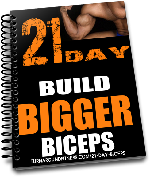 Build Bigger Biceps Cover