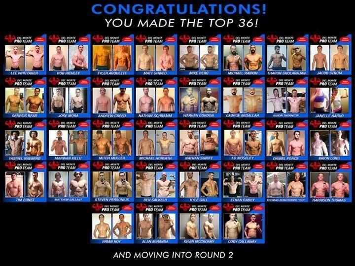 Vince Delmonte Top 36