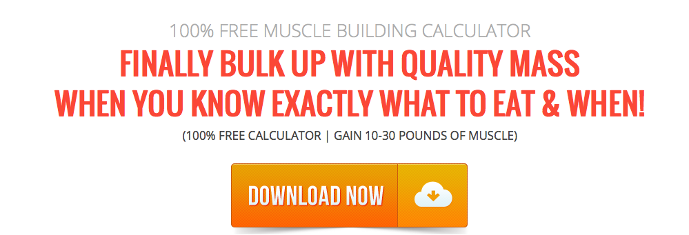 Muscle Building Calculator