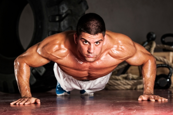 8 Minute Full Body Weight Workout That Burns Fat Fast