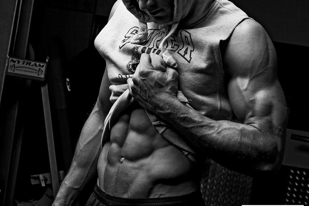 ripped muscle