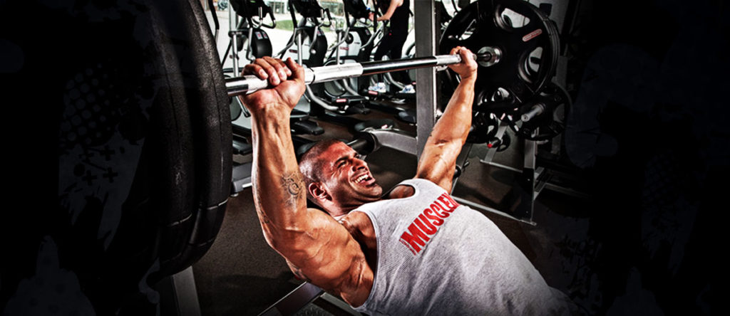 how to build muscle size not strength