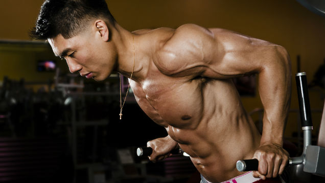 7 Minute Upper Body Weight Workout That Gets You Ripped