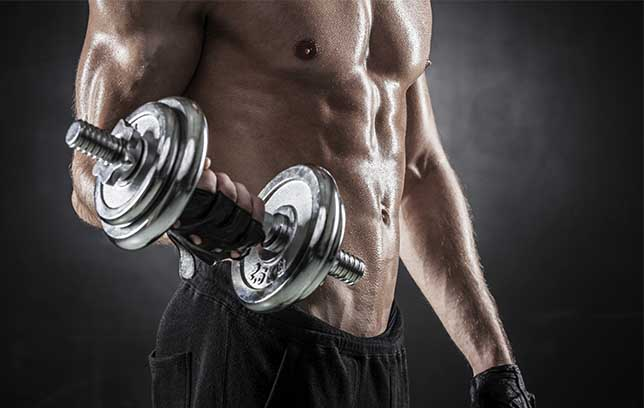 One Dumbbell Complex Workout To Torch Fat and Build Lean Muscle
