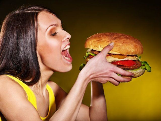 Exercise as Bad as Eating Cheeseburgers?