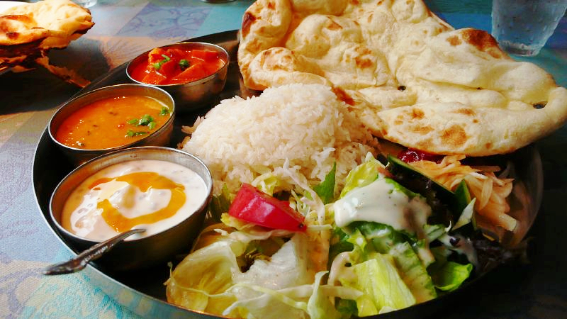 Building Muscle with Vegetarian Indian Food