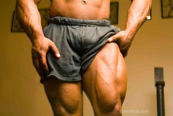 Build Bigger Legs Using Light Weight Death Sets