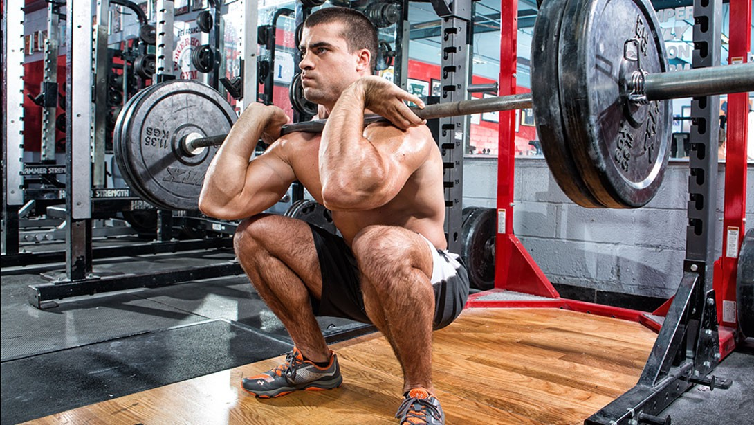 Increase Your Strength on Barbell Back Squats Using Cluster Sets