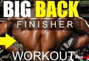 Big Back Finisher