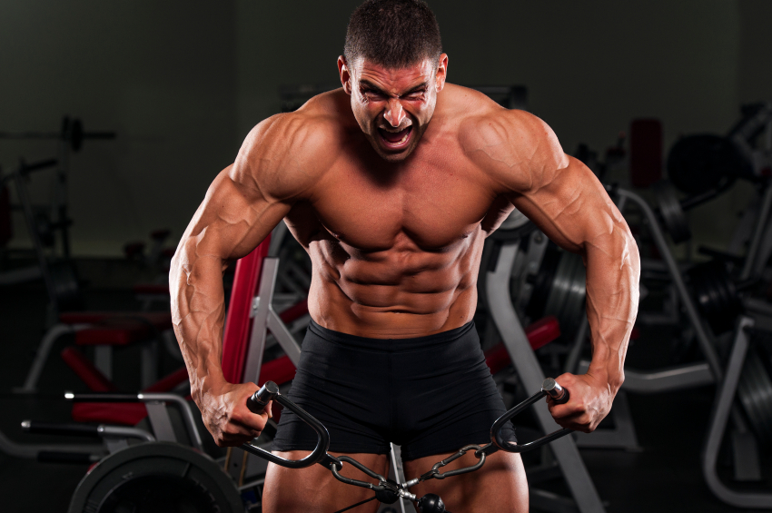 Supersize Your Shoulders Using Light Weight Supersets