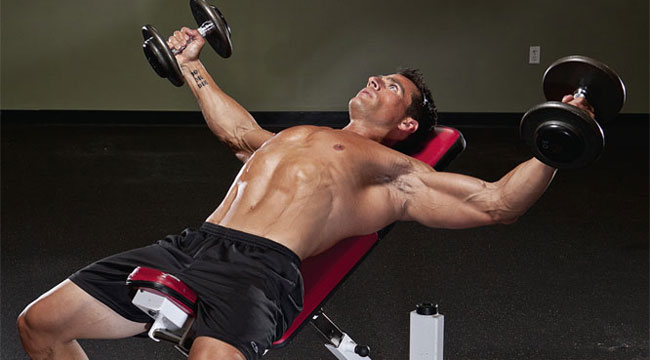 Best Chest Workout For Gladiator Looking Pecs