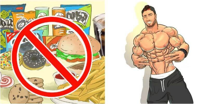 Foods To Avoid To Get Ripped Abs