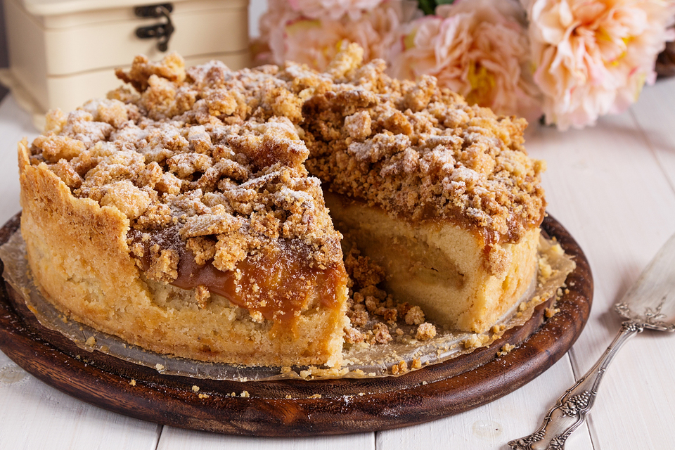 Recipes For Coffee Cake With Applesauce