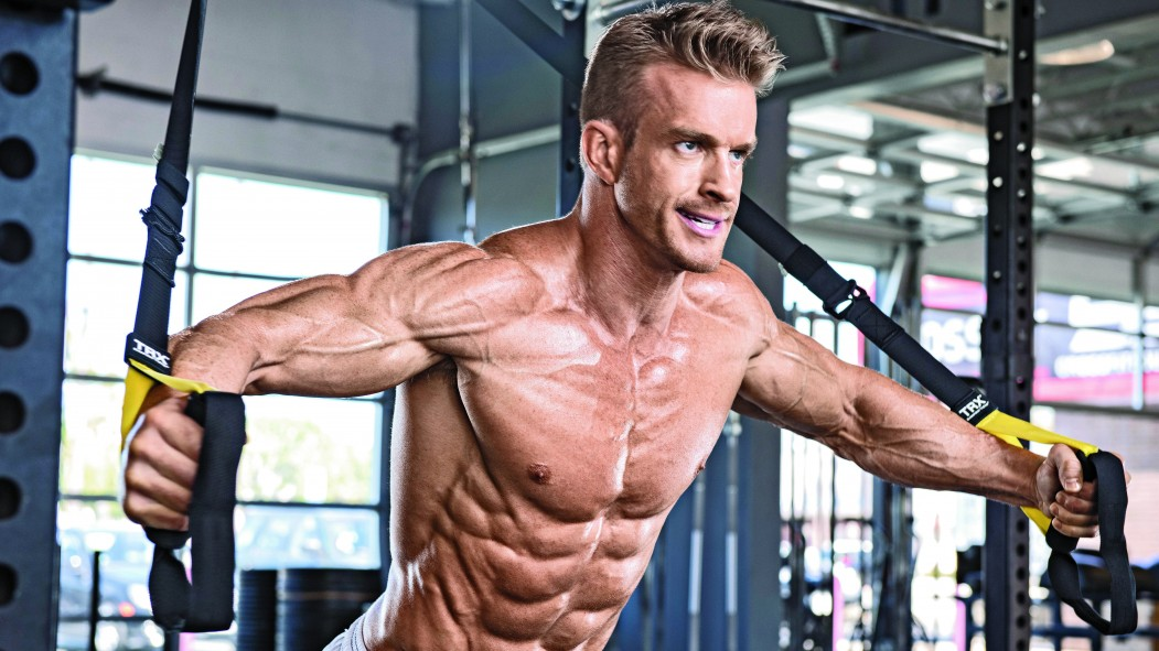 5 Best Exercises to Build a BIG CHEST Fast & Naturally